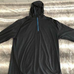 Lululemon half zip Metal Vent Tech hoodie